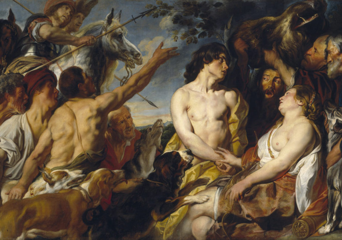 Jacob Jordaens, Mileager and Atalanta