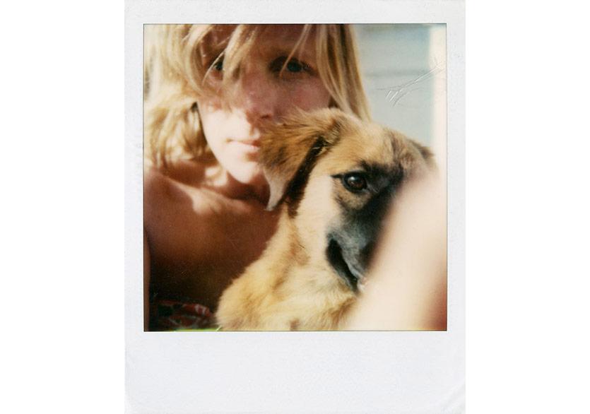 Linda McCartney'nin Polaroid Fotoğrafları Kitaplaşıyor