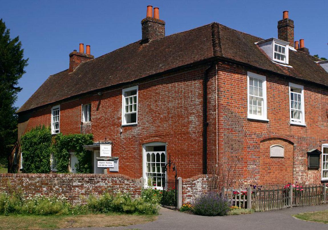 Jane Austen'ınChawton'daki Evi