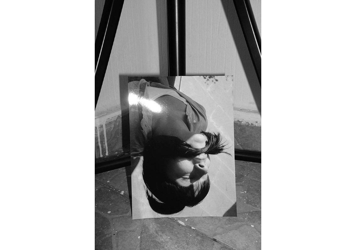 Kurgulan (bir) Serisinden_18 / serisi Constructed_18 itibaren2016Güzel Sanatlar kağıt Üzerine pigment Baskı / Pigment sanat kağıda yazdırmak110 x 73 cm, 1/5 + 2 AP