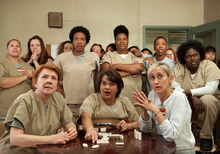 Orange Is The New Black Yeni Sezon Fragmanı Hazır