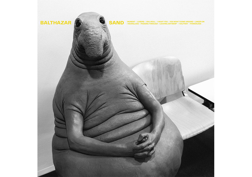 """Balthazar'ın Yeni Albümü """"Sand"""" Yayımlandı"""