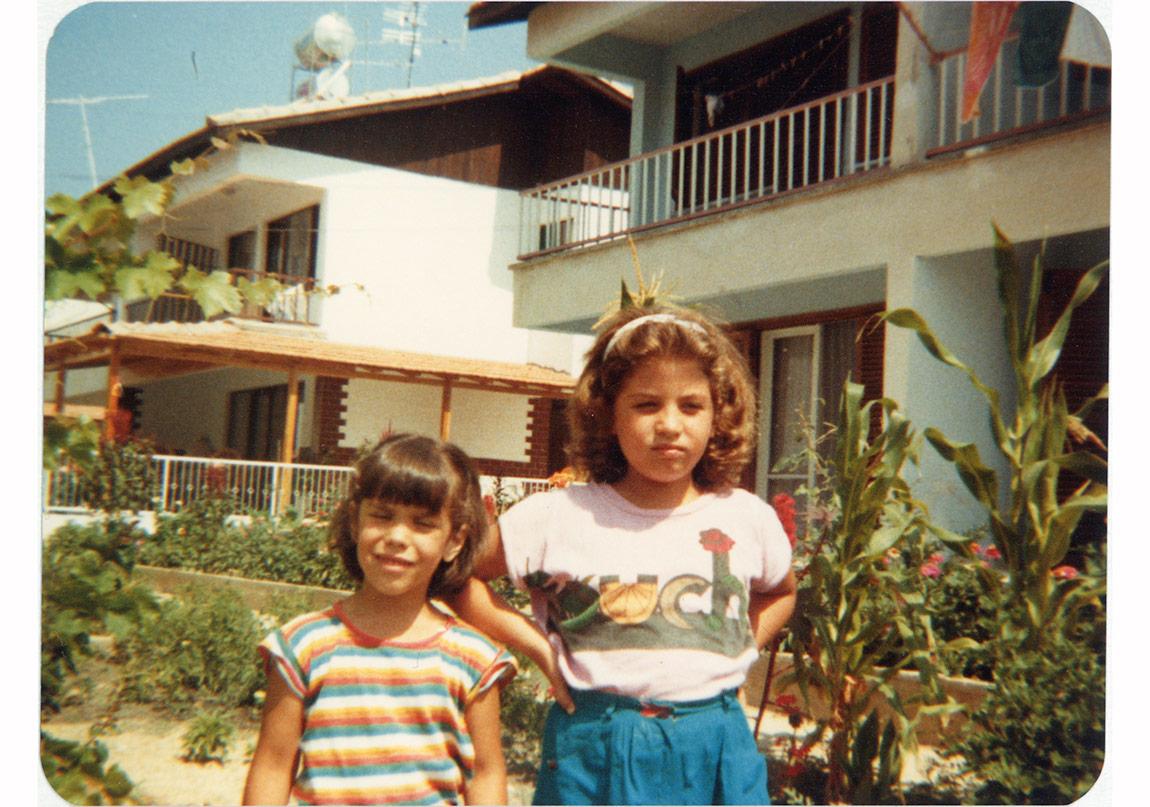 (Kuşadası 2), Mistur Tatil Sitesi, Kuşadası (1983), Öner Ailesi Arşivi