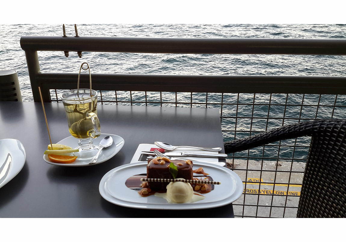 İstanbul Modern Restoran