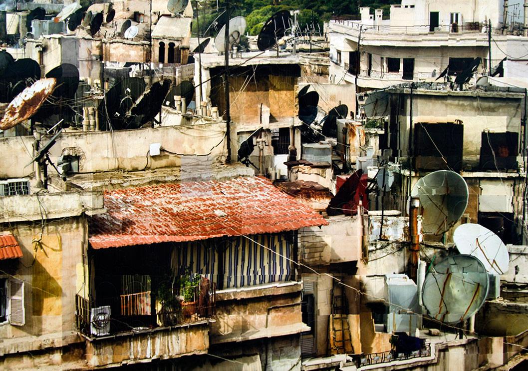 Azade Köker, Halep, 2013