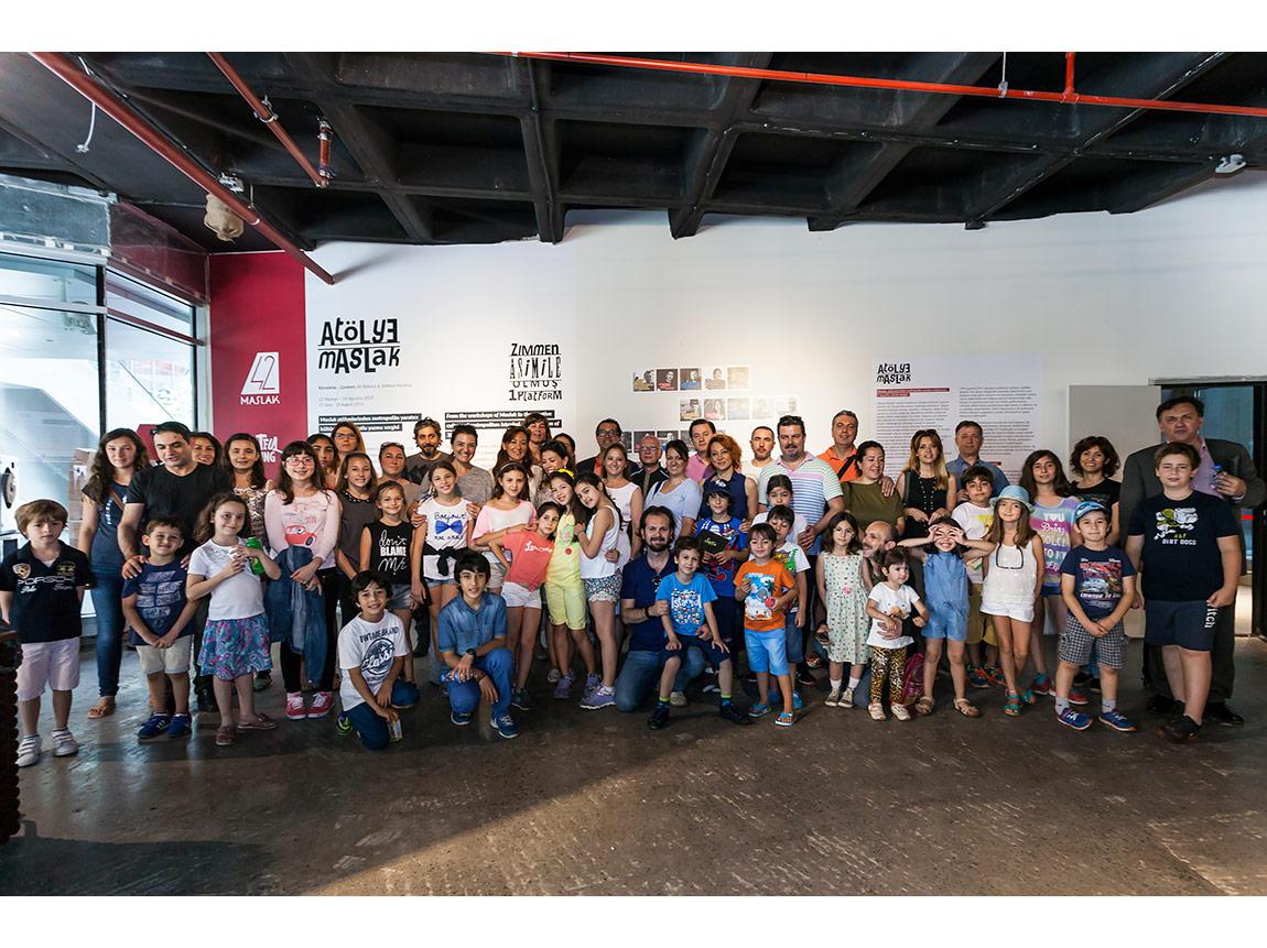 Atölye Maslak ''Maker Workshop''