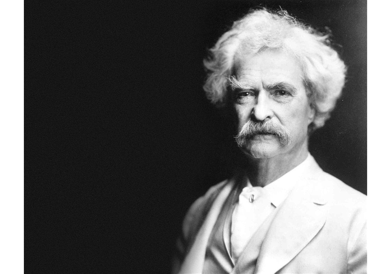 Mark Twain eleştirmenleri bok böceklerine benzetiyor!