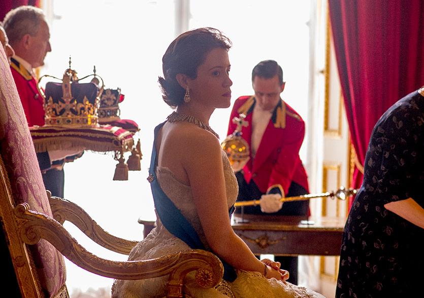 The Crown'ın İkinci Sezon Yayın Tarihi Belirlendi