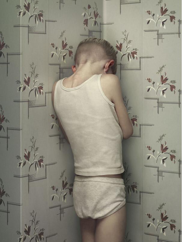 Anahtar Deliği 7, 2011 © Erwin Olaf