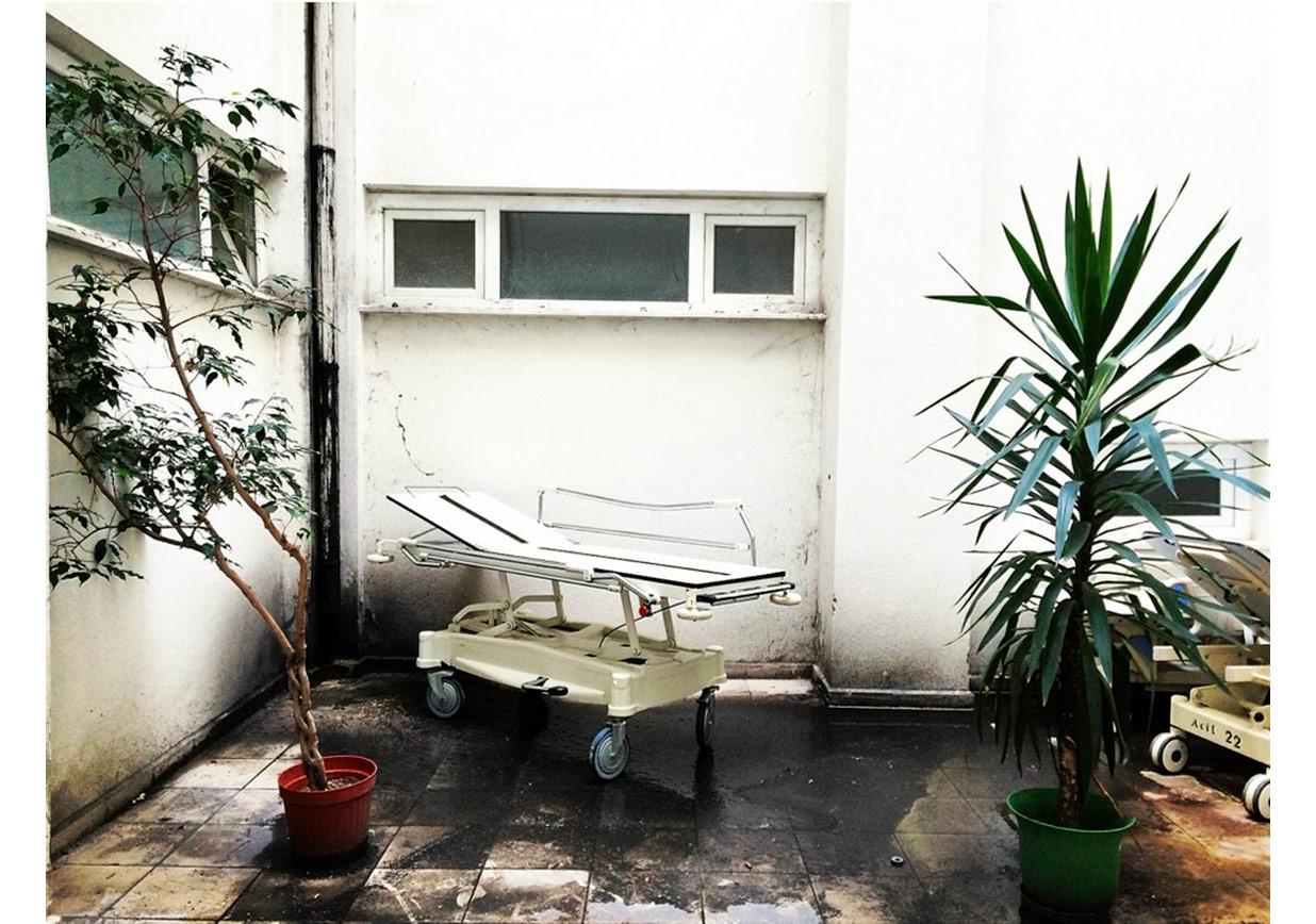 © Songül Bakan, 'Aeskulapion' serisinden fotoğraf
