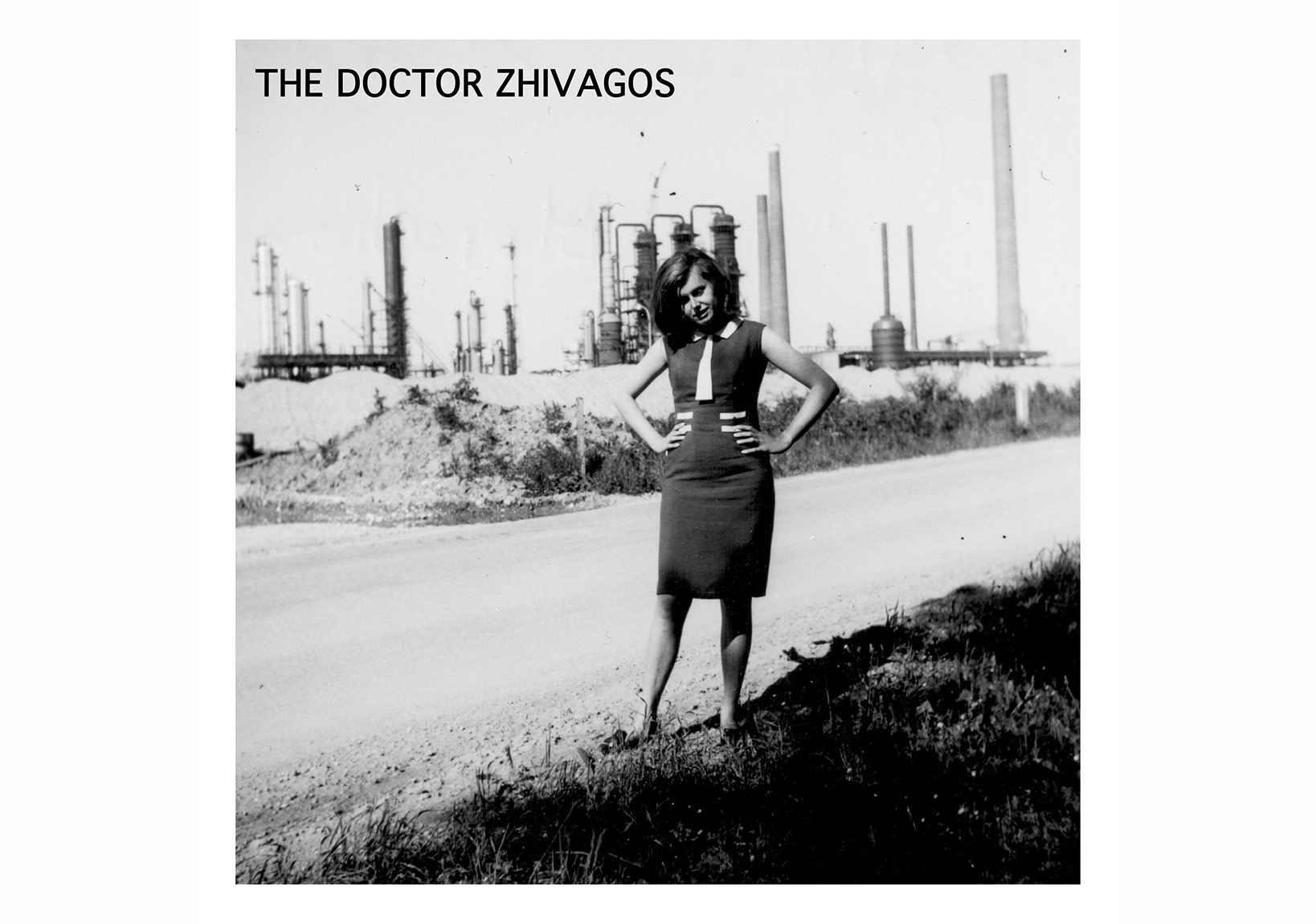 The Doctor Zhivagos and their self-titled album, Enigmatic Figures. Courtesy of the artists.