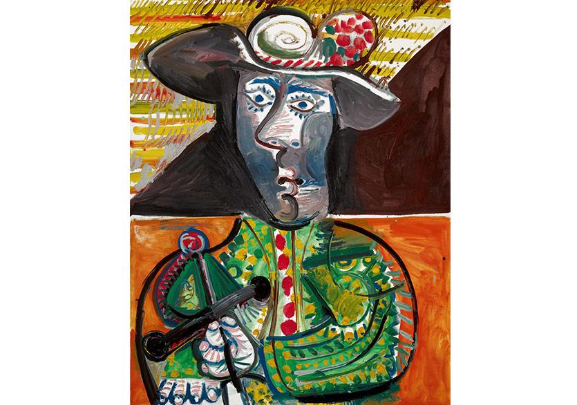 Pablo Picasso'nun Le Matador'u Açık Artırmada!
