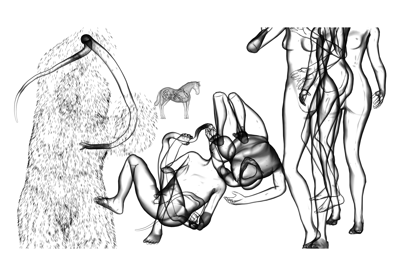 "Miao Xiaochun ,Disillusion2009-20103D computer animation 10'00"" Edition: 7"