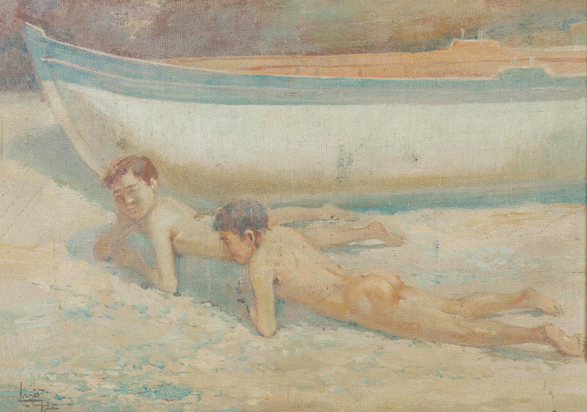 İzzet Ziya, İsimsiz, 1921.