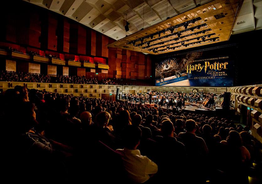 Orkestra Eşliğinde Harry Potter'ın Büyülü Dünyası