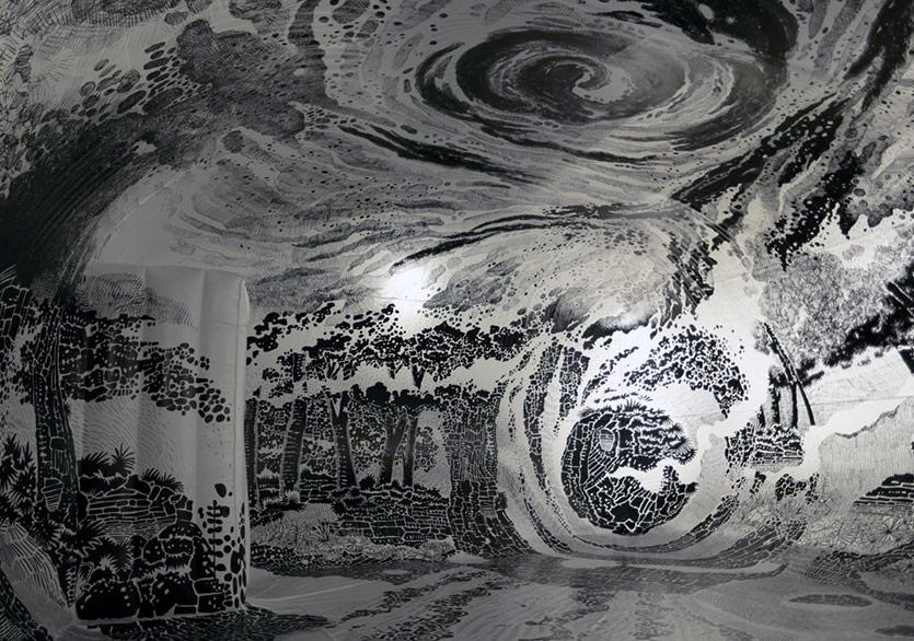 Sao Paulo'da Siyah Beyaz Bir Cennet