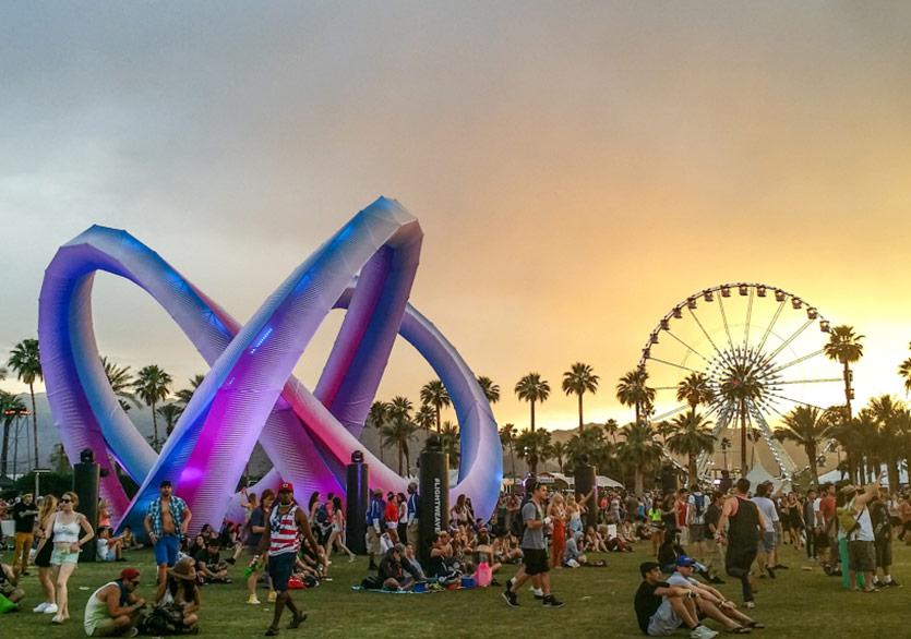 Coachella 2019'un Ana Sahnesi Belli Oldu!