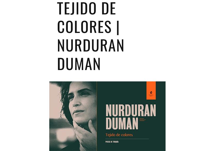Şair Nurduran Duman'ın Şiirleri Buenos Aires'te