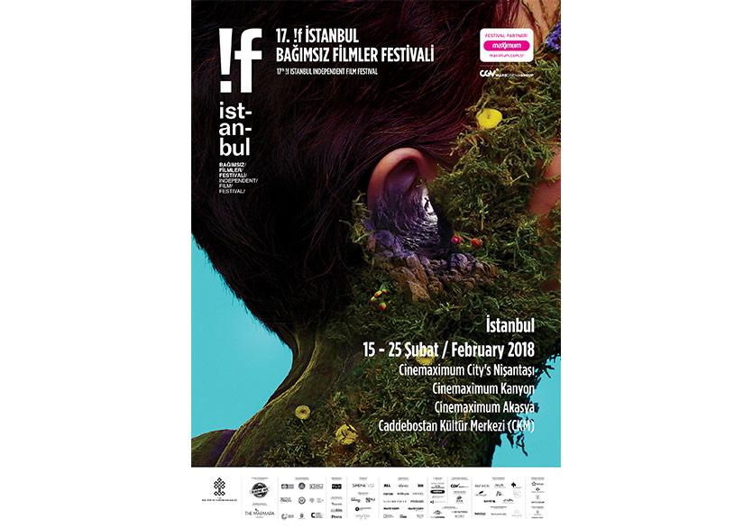 Posteri Yayımlanan !f İstanbul'un Programı Yarın Açıklanıyor!