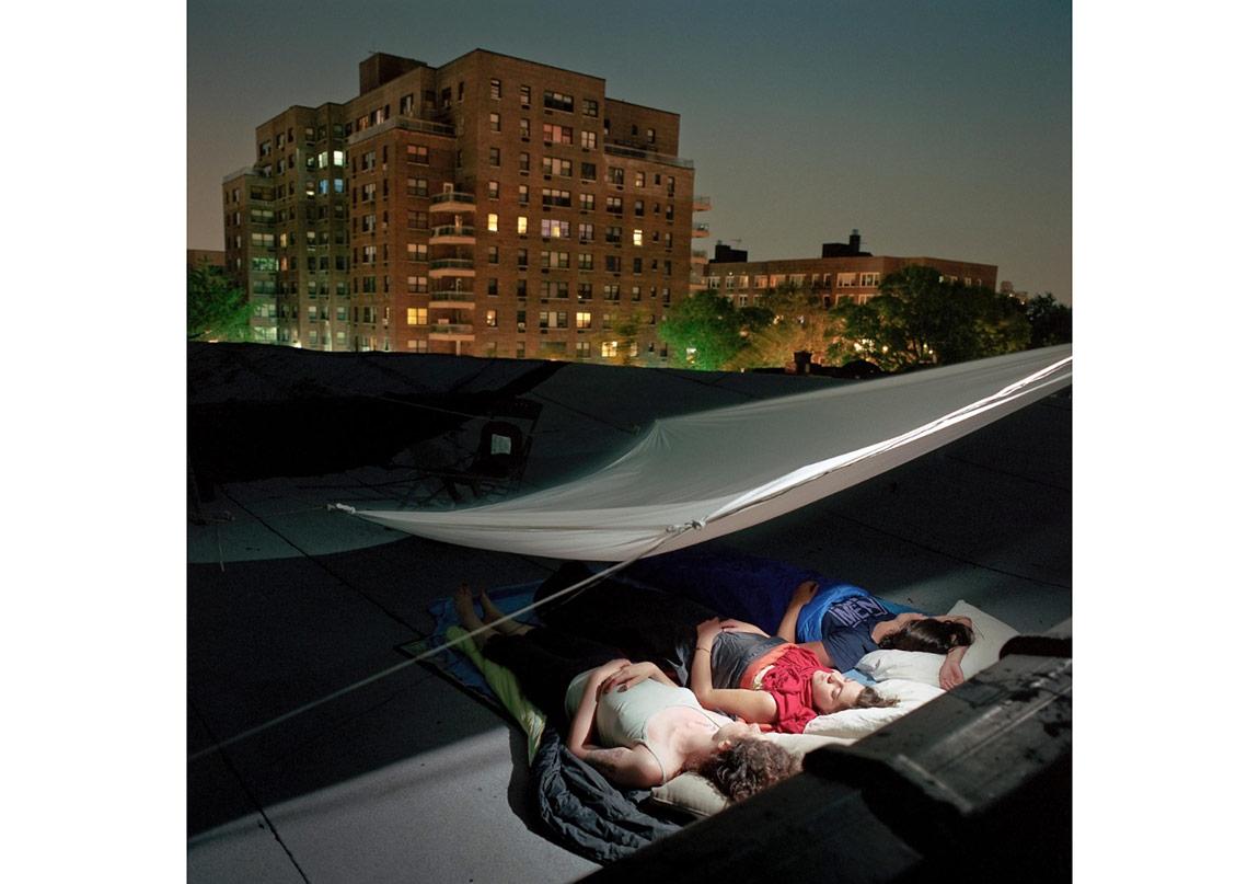 Malte Jager, 'Couchsurfing ile Dünyayı Dolaşmak' gösterisinden