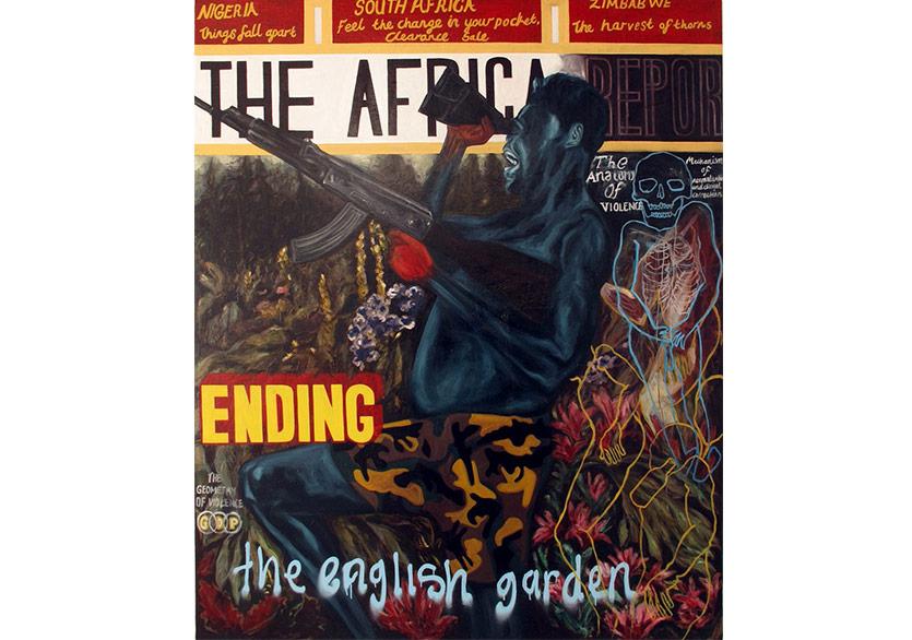 The English Garden 2013