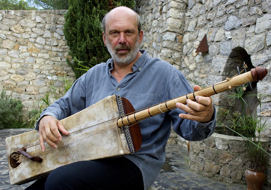 Stephan Micus 10 Mayıs'ta Türkiye'de