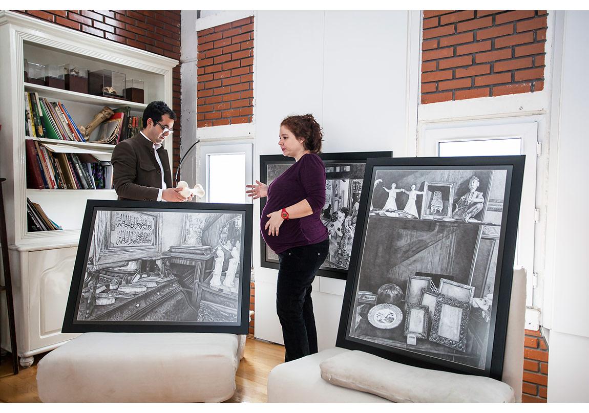 Cem Erciyes ve Ekin Saçlıoğlu ©Korhan Karaoysal