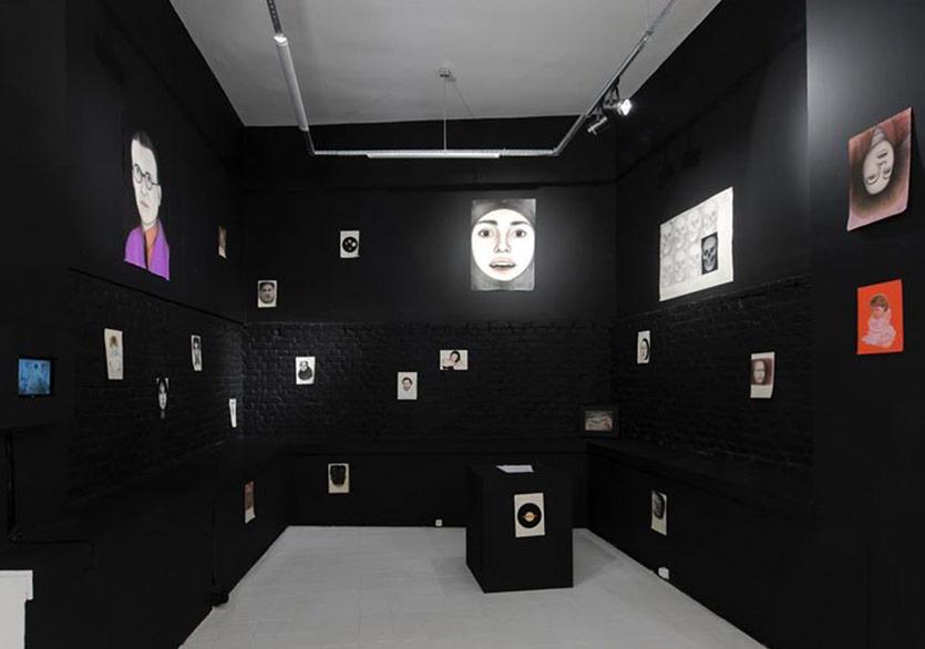 Eldem Sanat Alanı İki Sergiye Ev Sahipliği Yapıyor