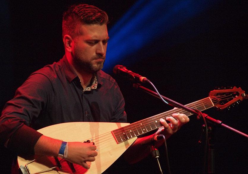 Bosna Ezgileri Kapsamında Damir İmamović Konseri