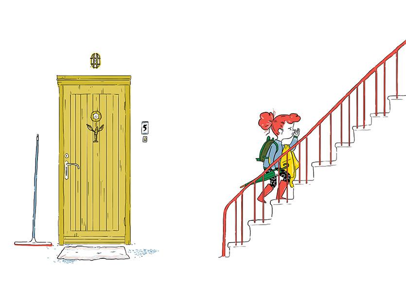Komşularımızın Kapılarından Açılan Hayal Dünyası