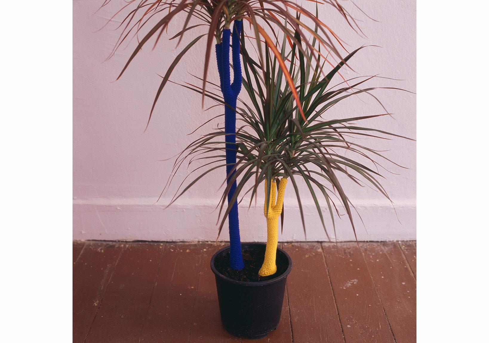 Servet Koçyiğit 2005 - Blue Side Up 9, Istanbul Bienali