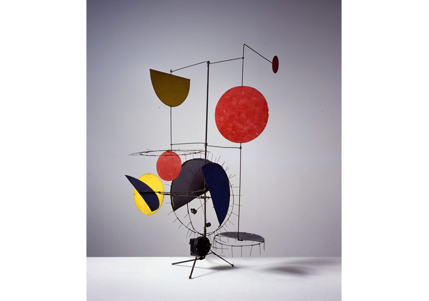 Jean Tinguely, Untitled, 1954