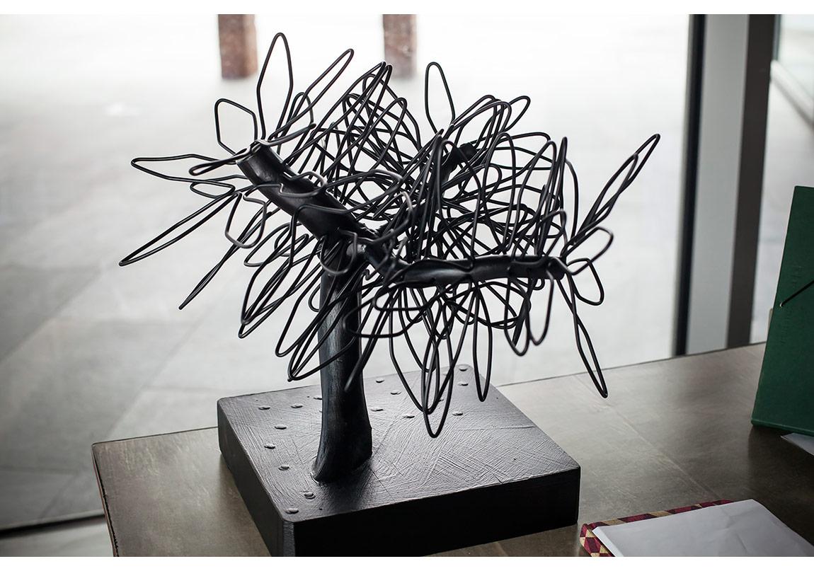 Ekrem Onan - 'tree'©Korhan Karaoysal