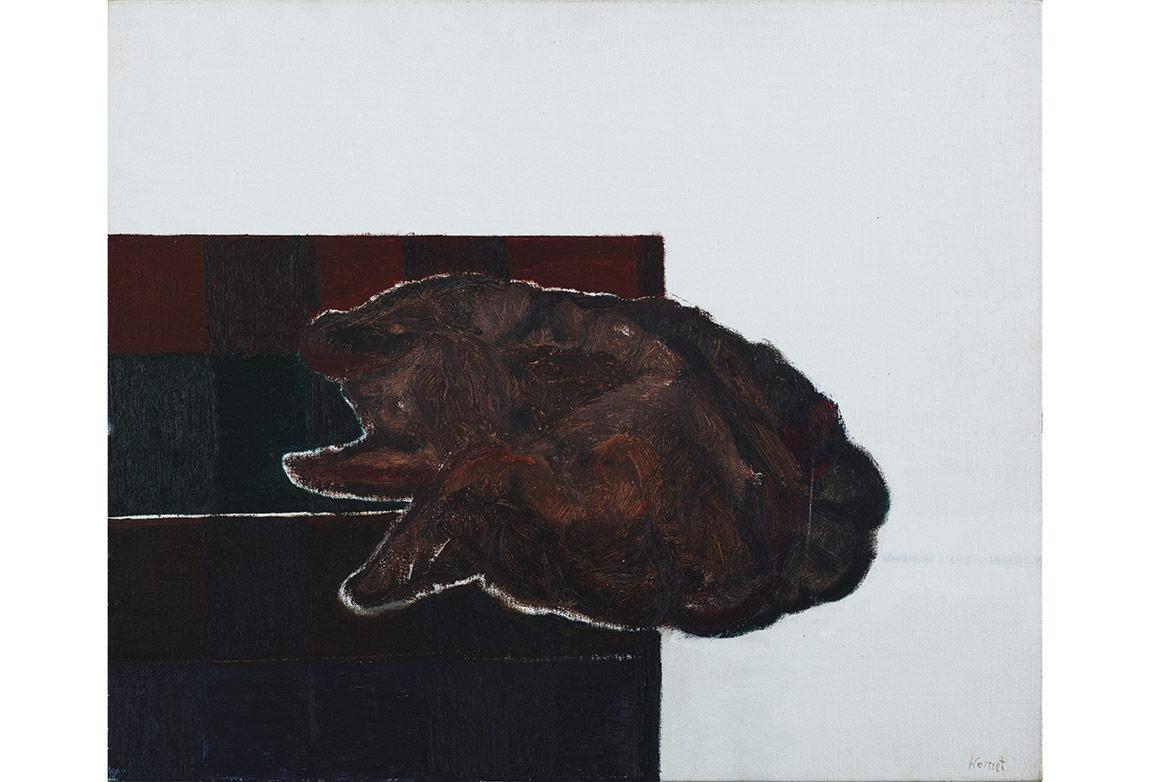 Komet, O Zaman Çıkıp Gittim, 2007, 46x55 cm