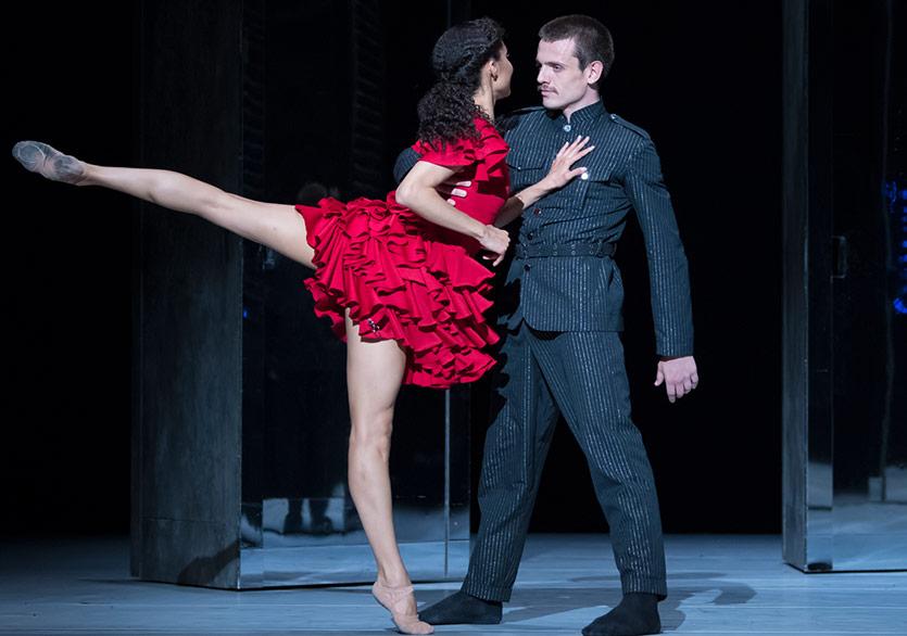 "Compañía Nacional de Danza de España ""Carmen"" ile İlk Kez Türkiye'de Zorlu PSM'de"