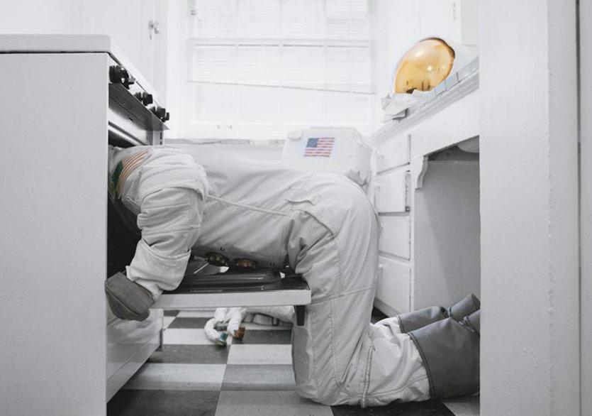 Astronotların İntiharları