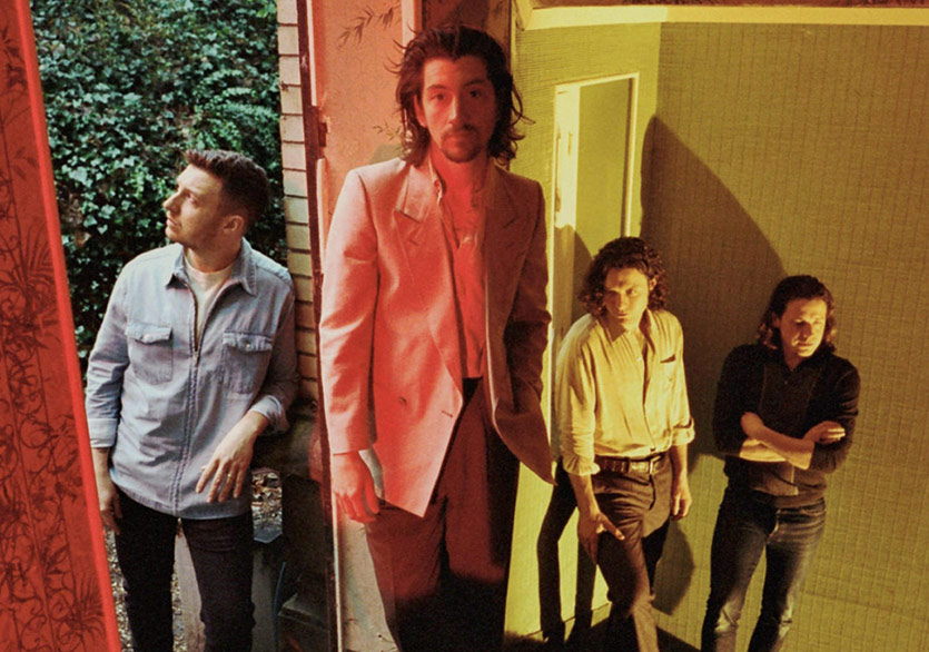 Arctic Monkeys'den İlk Video Klip Geldi