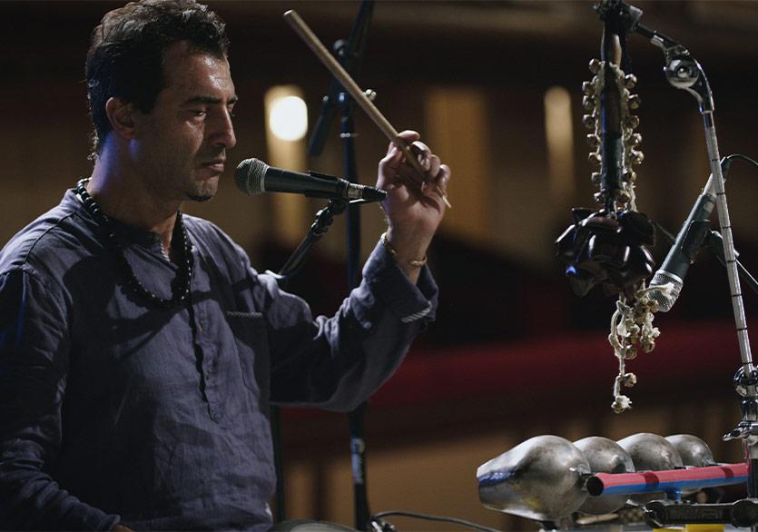 Akustikhane Across Serisinin İlk Albümü Emiran ve İzzet Kızıl'dan