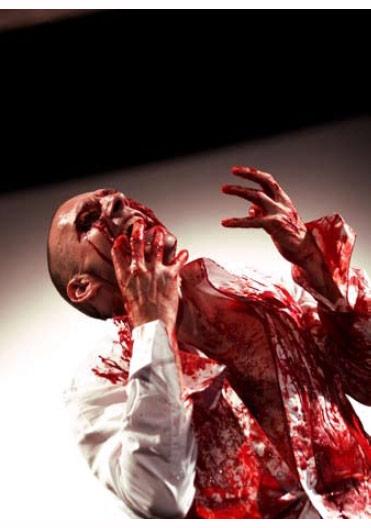 Ralph Fiennes, Oedipus rolunde