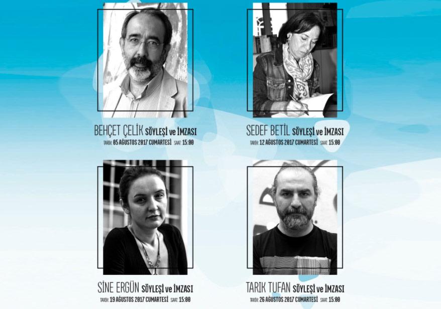İthaki Akademi Yaz Söyleşileri Ağustos Programı Açıklandı!