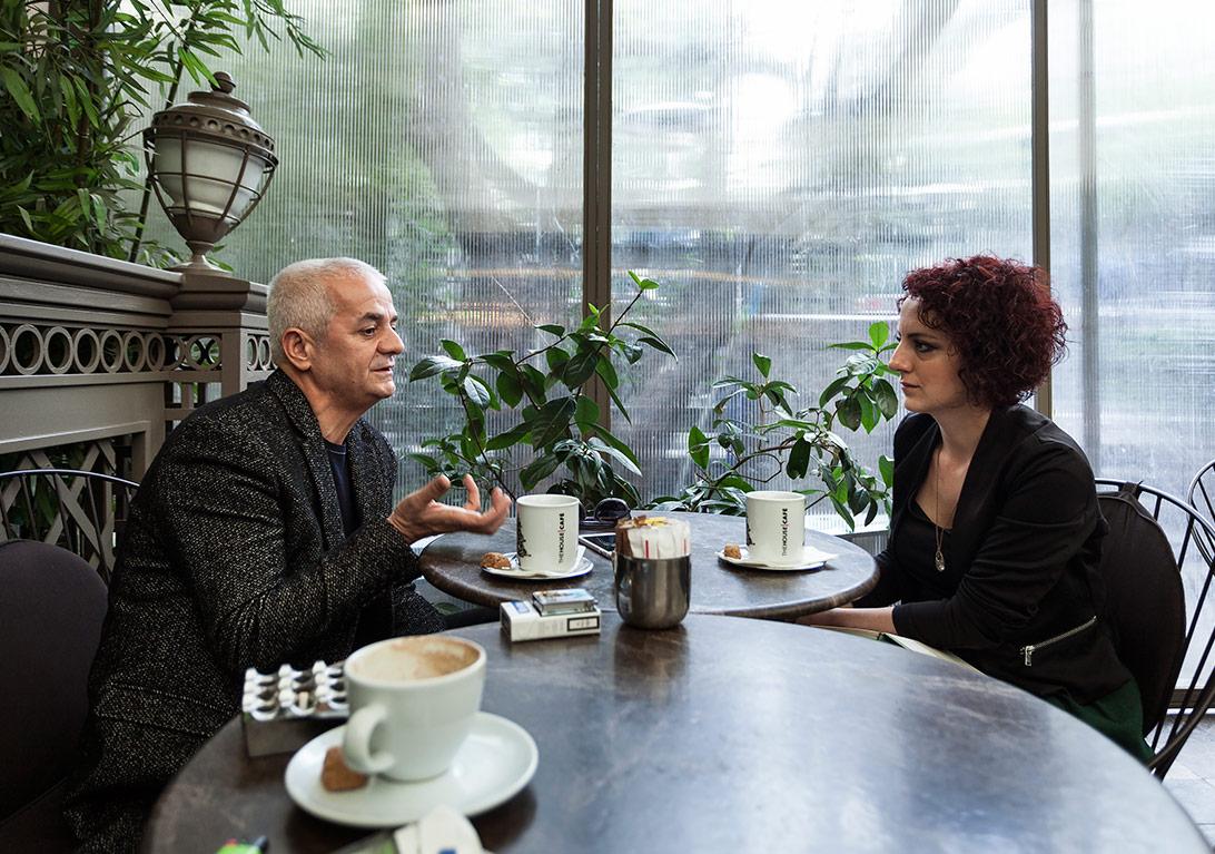 Zafer Algöz ve Hanife Yaşar