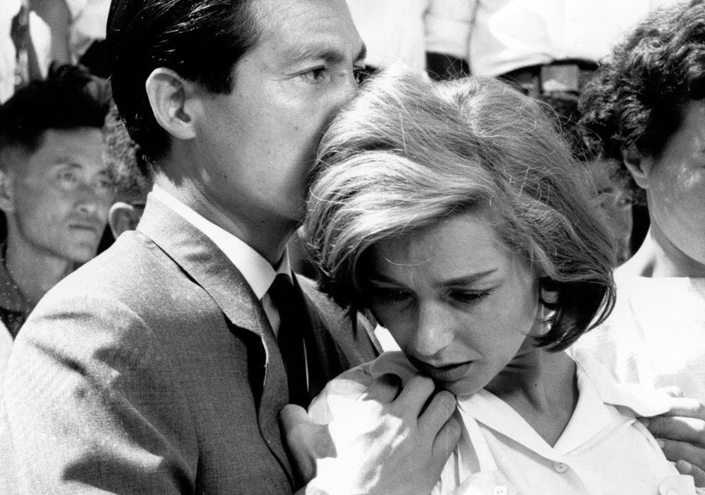 Hiroşima Sevgilim filminden