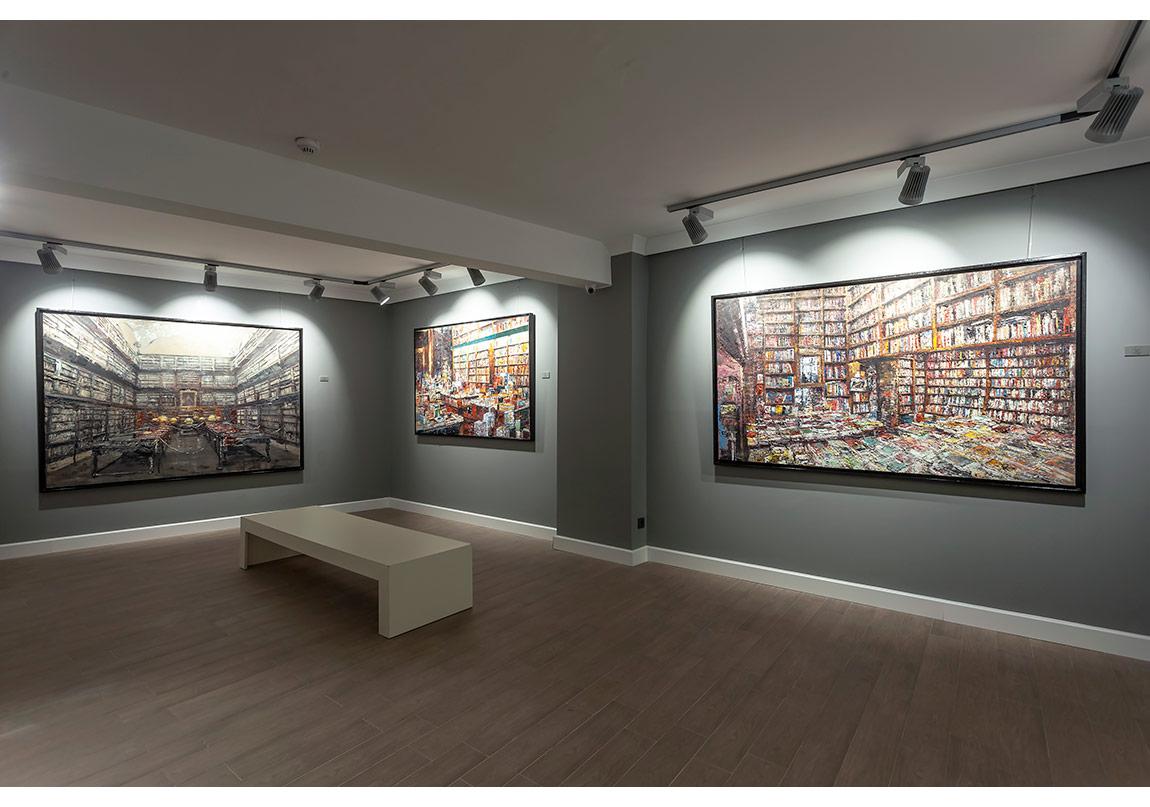 Sessizliğin Bilgeliği, Massimo Giannoni, Russo Art Gallery©Korhan Karaoysal