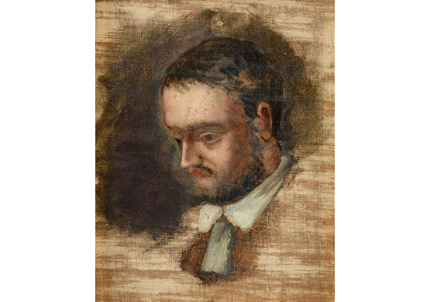 Emile Zola (Paul Cézanne)