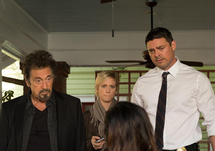 Al Pacino'nun Yeni Polisiye Filminden Fragman Var