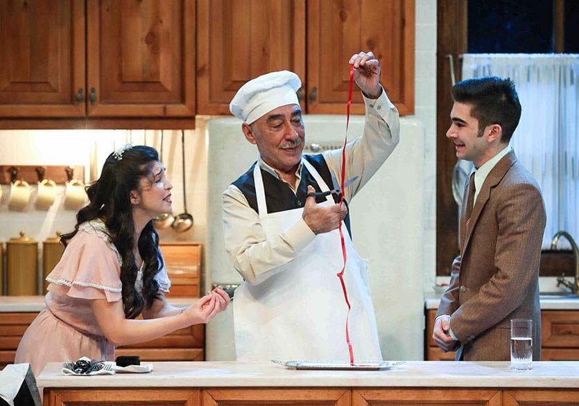 Zengin Mutfağı Harbiye Açıkhava Sahnesi'nde