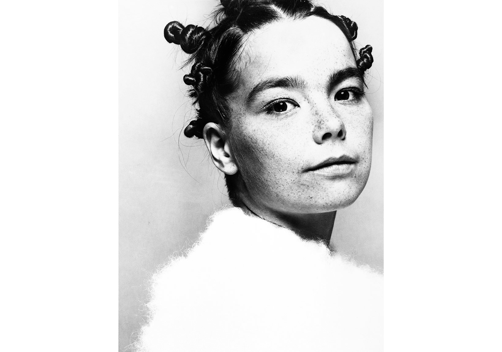 Björk, The Face, 1993Credit: Photo by Glen Luchford