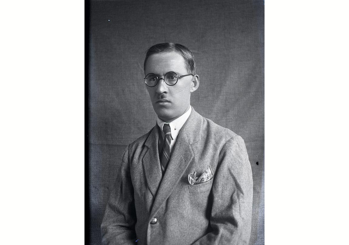 Bengüboz'un kişisel portresi, yaklaşık 1930