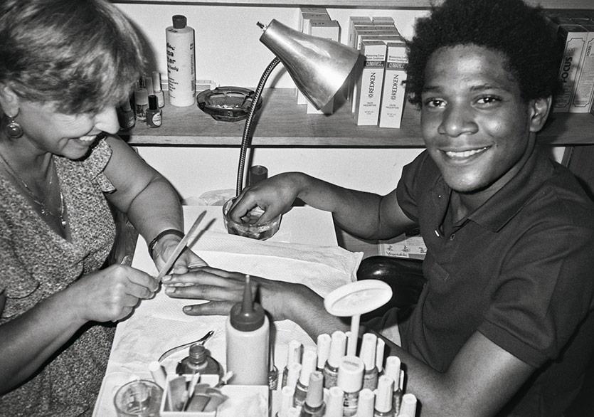 Warhol-Basquiat Arkadaşlığı Görülmemiş Fotoğraflarla Bir Kitapta