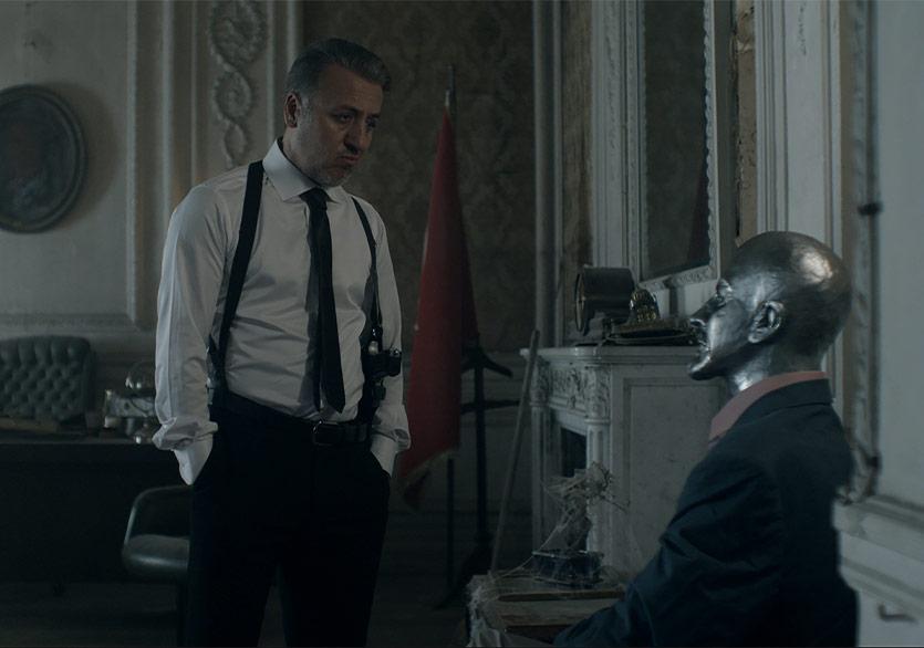 """""""Sen Ben Lenin"""" Dünya Prömiyerini 43. Moskova Film Festivali'nde Yapacak"""